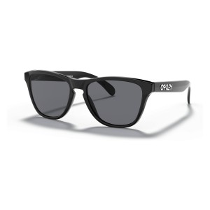 Frogskins XS (Youth Fit) Polished Black | Grey | 9006-01