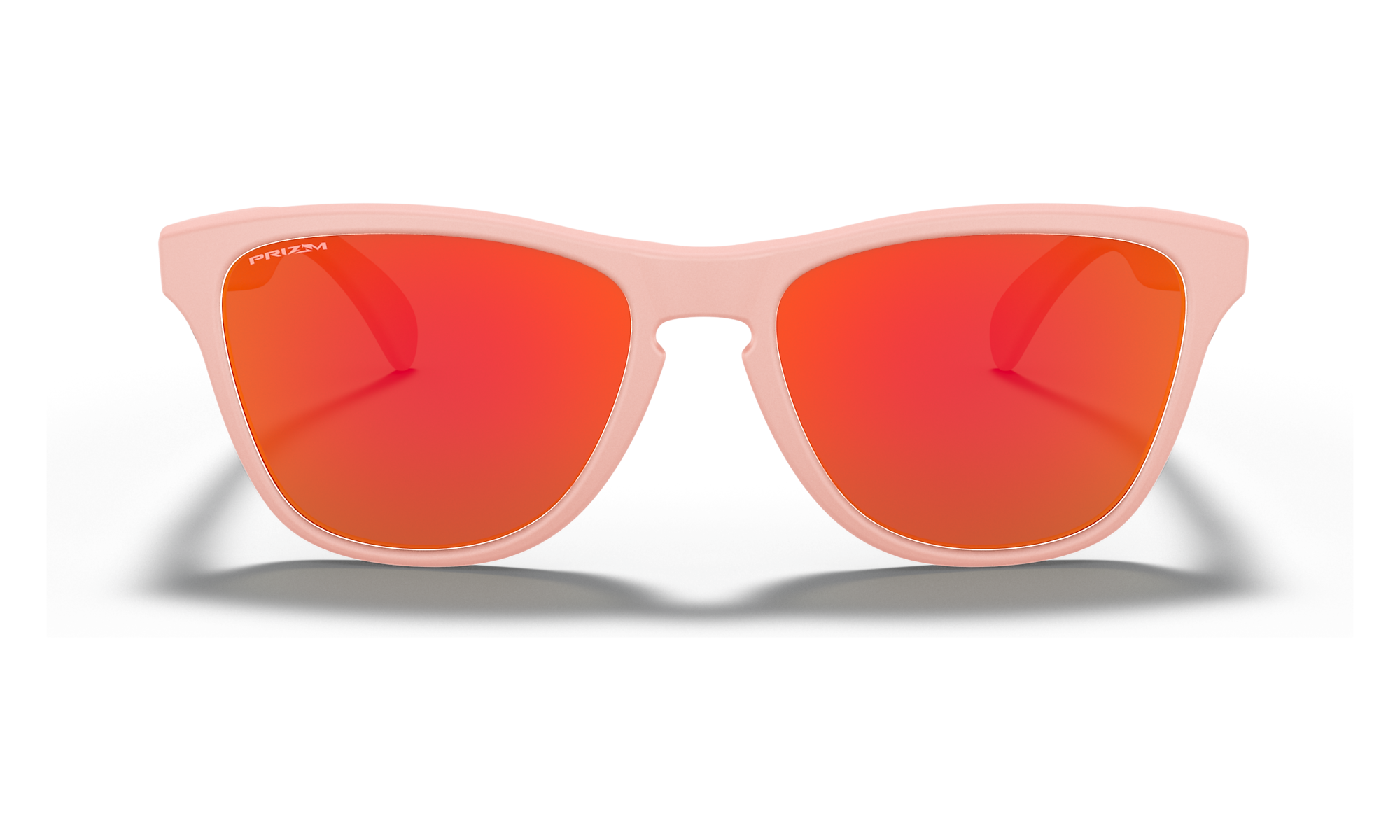 Frogskins XS (Youth Fit) Matte Pink | PRIZM Ruby | 9006-02