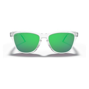 Frogskins XS (Youth Fit) Polished Clear | PRIZM Jade | 9006-18