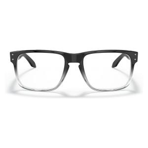 Holbrook | Polished Black Clear Fade | 8156-06