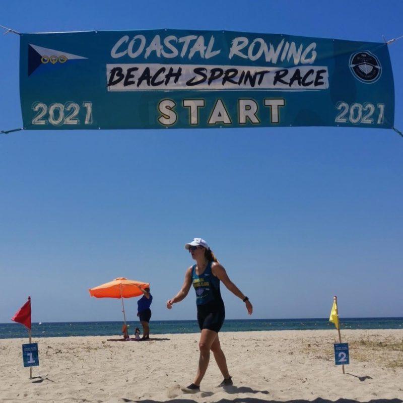 Coastal Rowing Beach Sprint Race 2021